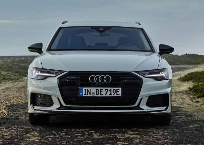 Audi A6 Avant hybride 2020 2021 face avant