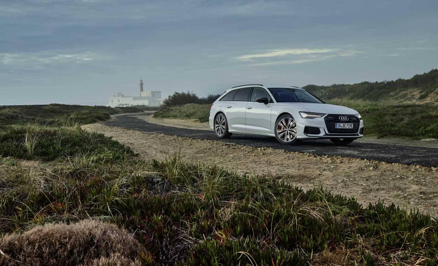 Nouvelle Audi A6 Avant TFSIe hybride 2020 2021
