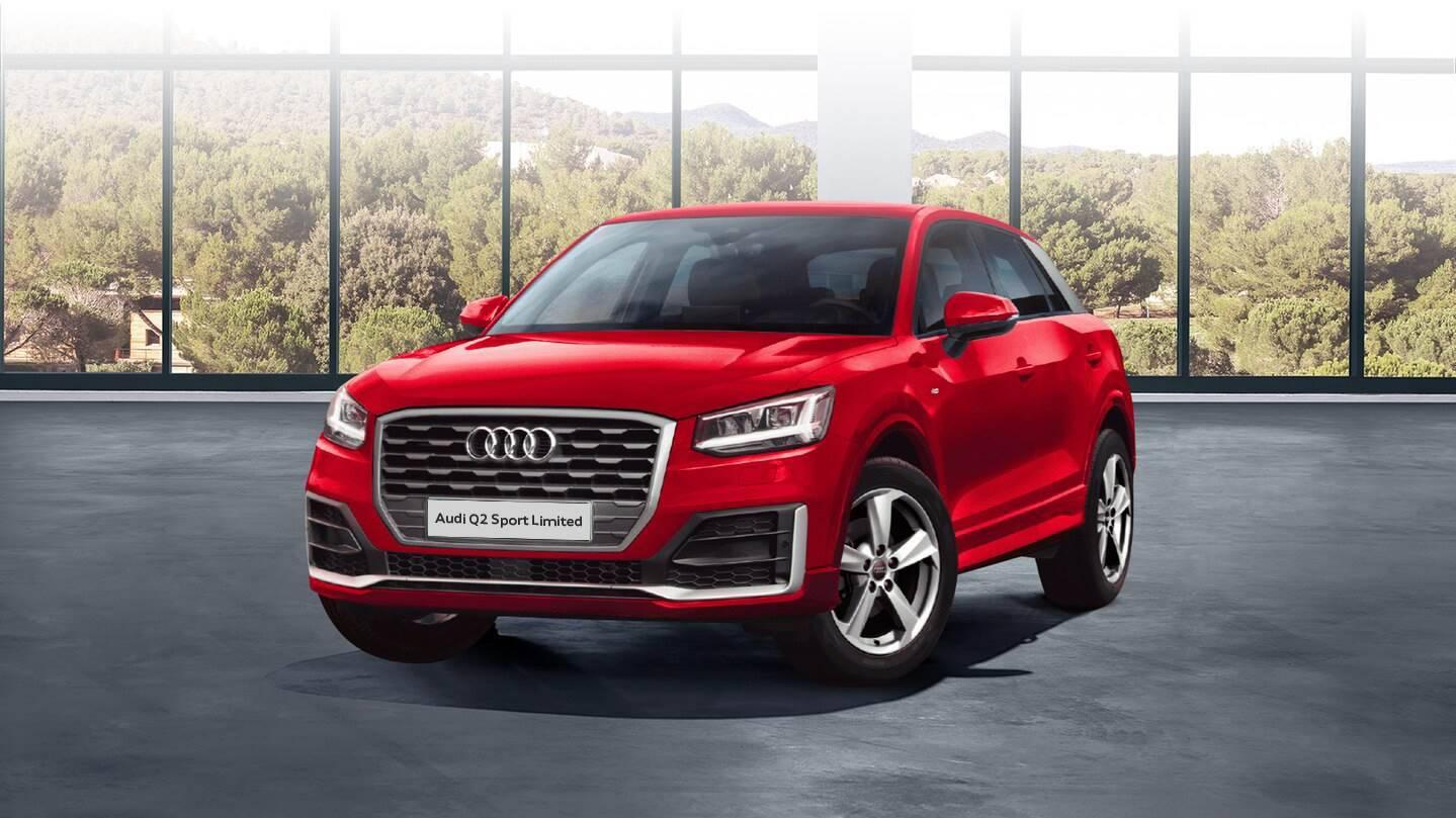 Audi Q2 Sport Limited 2020 série limitée suv compa