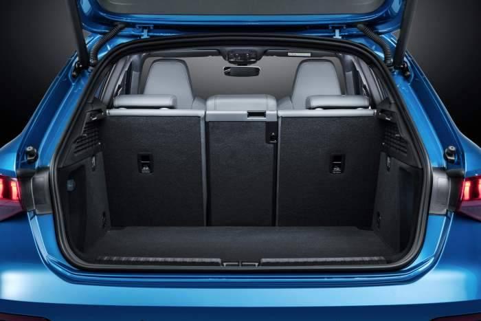 Coffre bagage Nouvelle Audi A3 Sportback 2020
