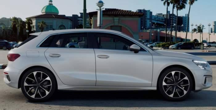 Nouvelle Audi A3 Sportback 2020 découvrir