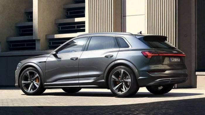 Audi e-tron S électrique modèle SUV