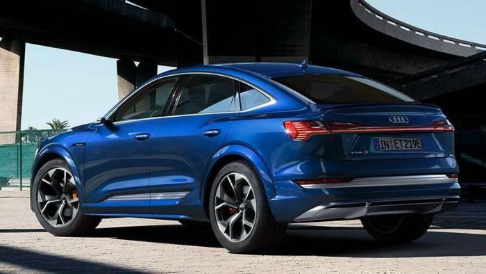 Audi e-tron Sportback S électrique Sport