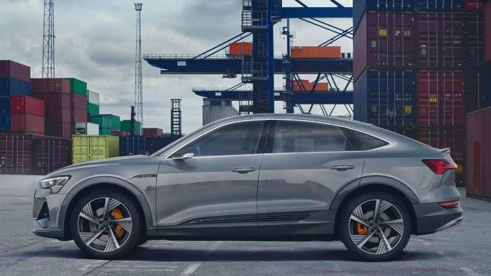 Audi e-tron Sportback électrique Sport