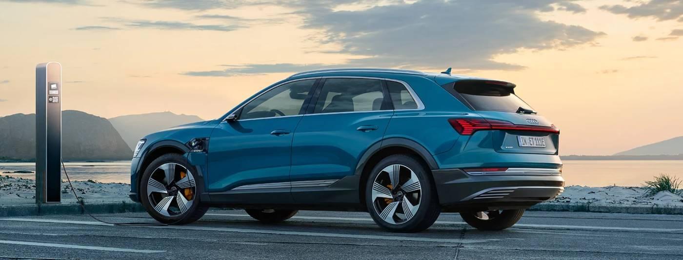 Audi e-tron 100% électrique suv sportback sport