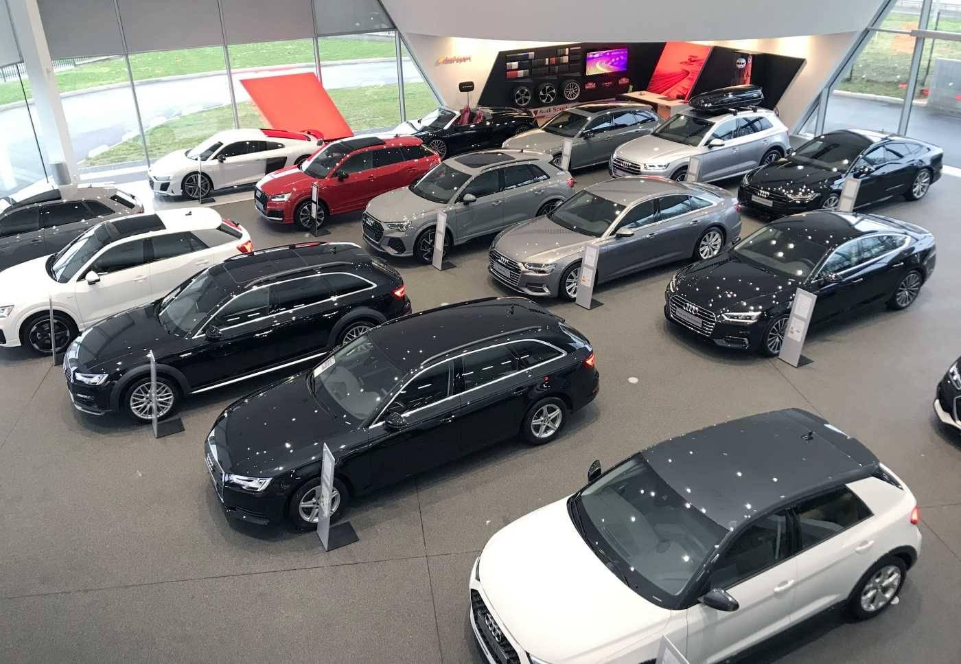 Journée porte ouverte Audi Roissy 95