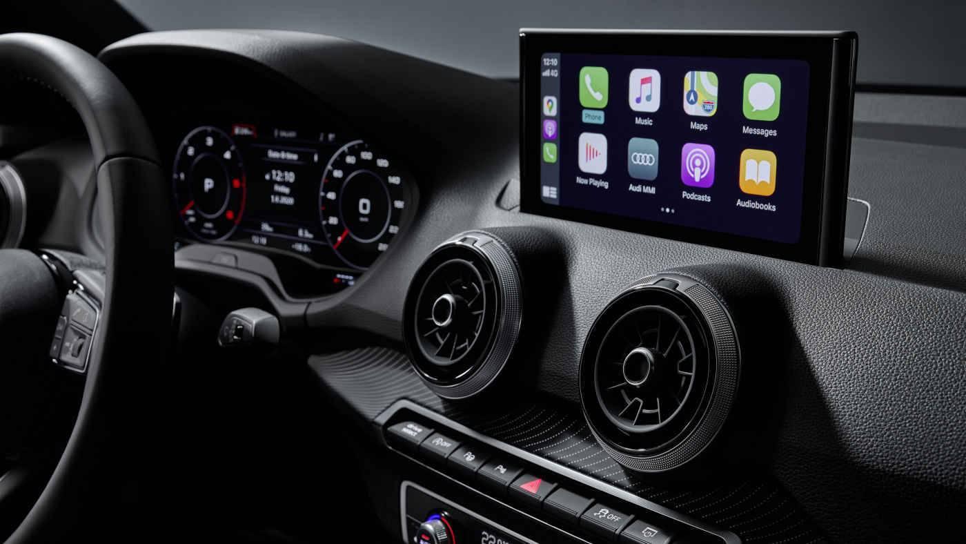 Ecran digital Audi Q2 2021