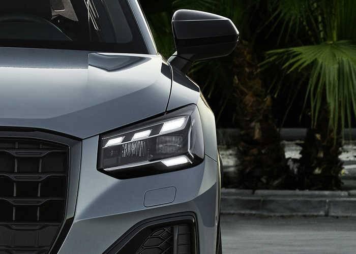 Audi Q2 phares à led