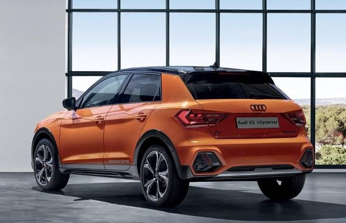 Audi A1 citycarver promo discount offre remise