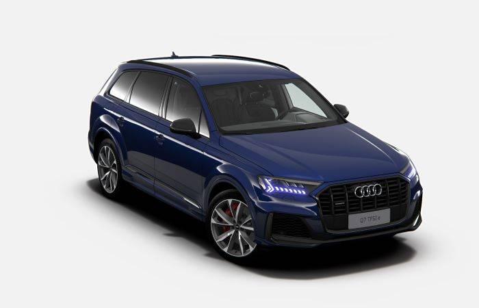 Audi Q7 60 TFSIe 2020
