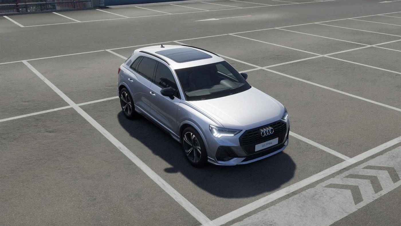 Nouvelle Audi Q3 TFSIe hybride image photo