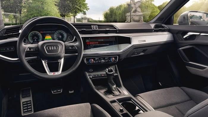 Audi Q3 Sportback TFSIe hybride électrique moteurs
