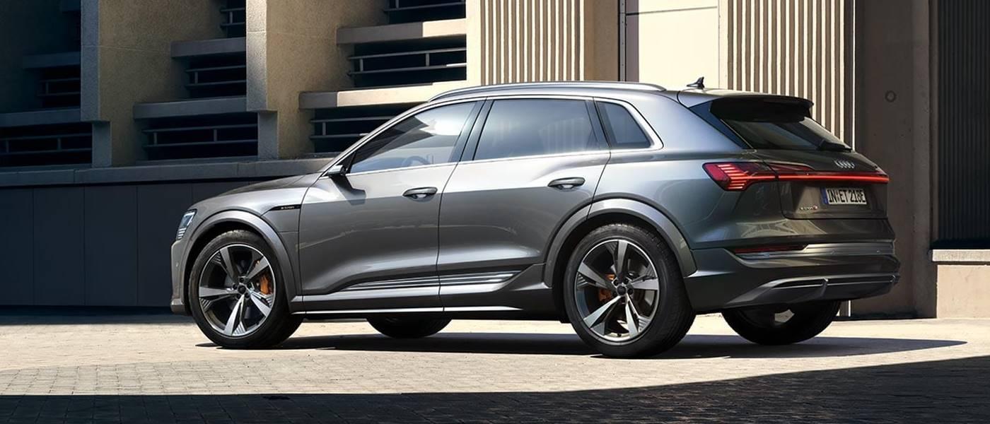 Nouvelle Audi etron S Sport SUV électrique