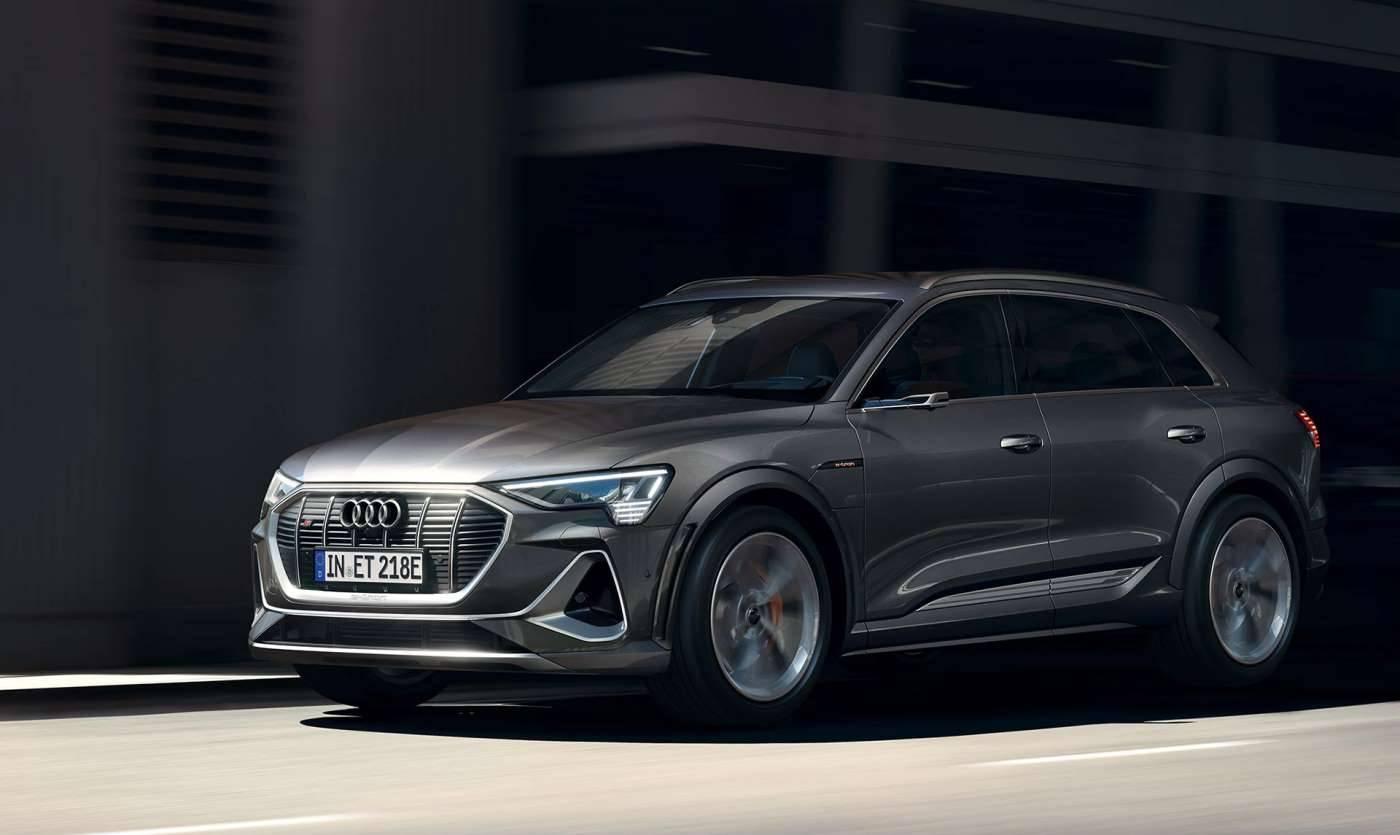 Nouvelle Audi etron S Sport SUV électrique essai
