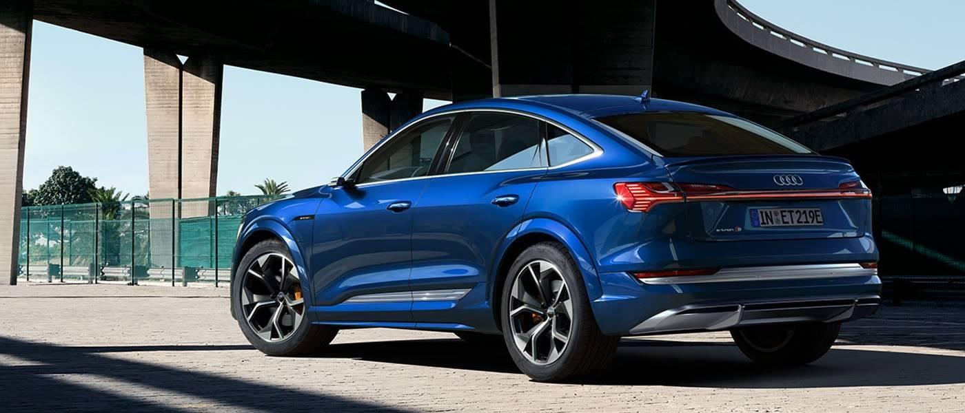 Audi e-tron S Sportback nouvelle electrique charge