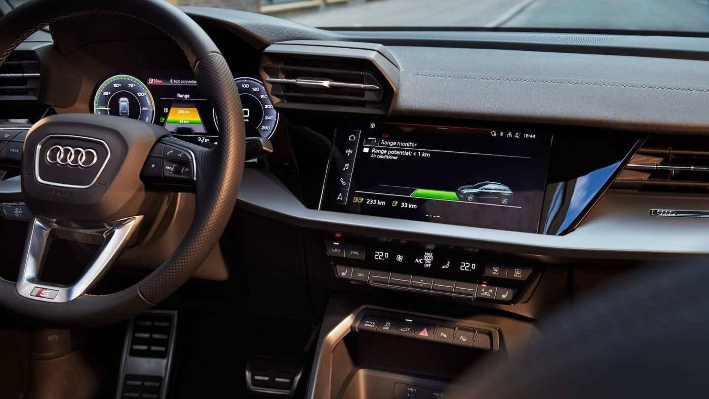 Audi A3 TFSIe voiture hybride electrique