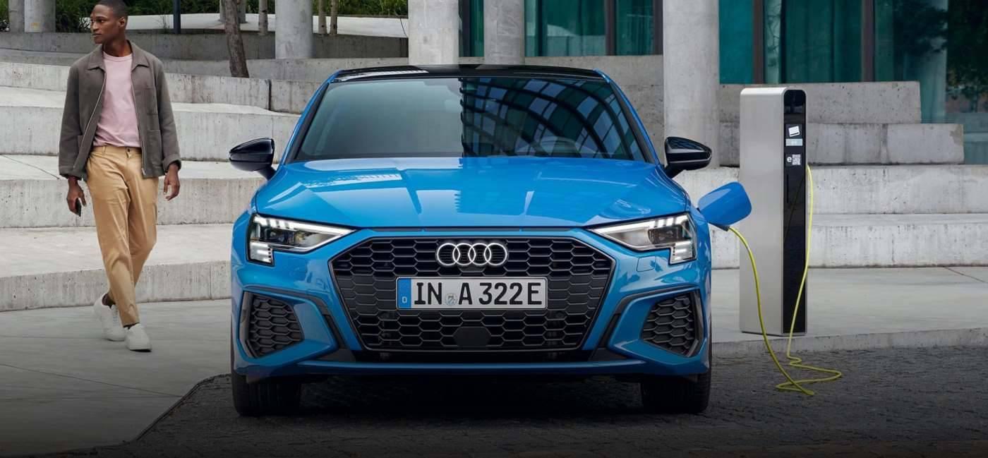 Nouvelle Audi A3 hybride TFSIe 2020 2021