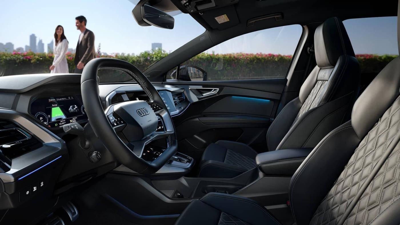 Intérieur Audi Q4 e-tron Sportback SUV