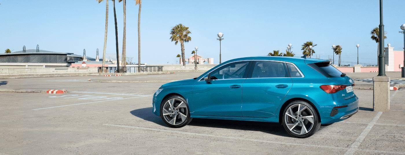 Nouvelle Audi A3 Sportback 2020 info prix dimensio