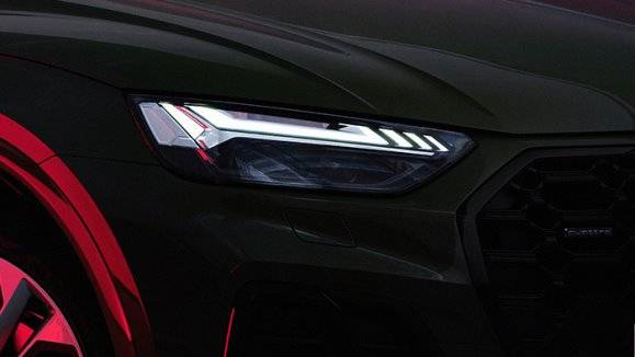 Audi Q5 phare Matrix Led avant