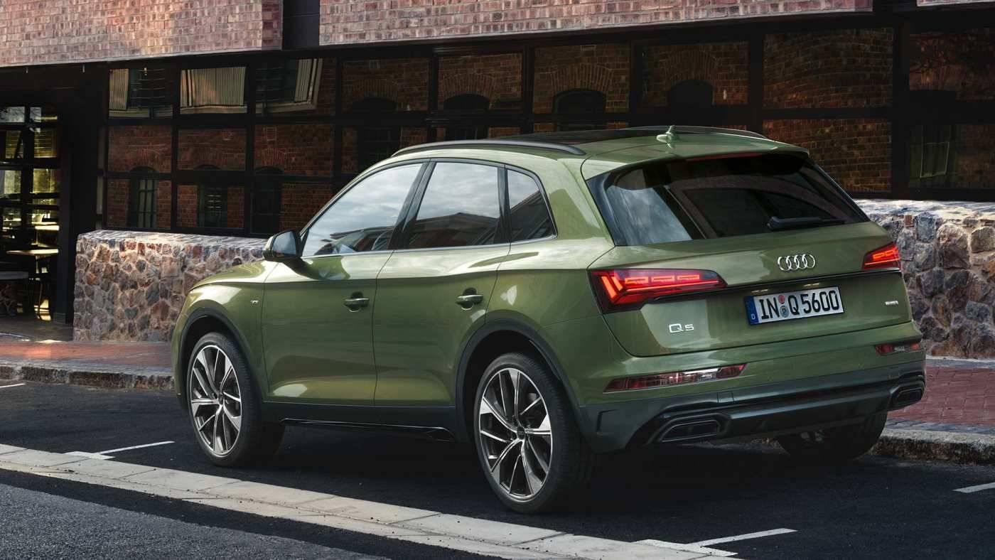 Nouveau Audi Q5 photo prix neuf occasion
