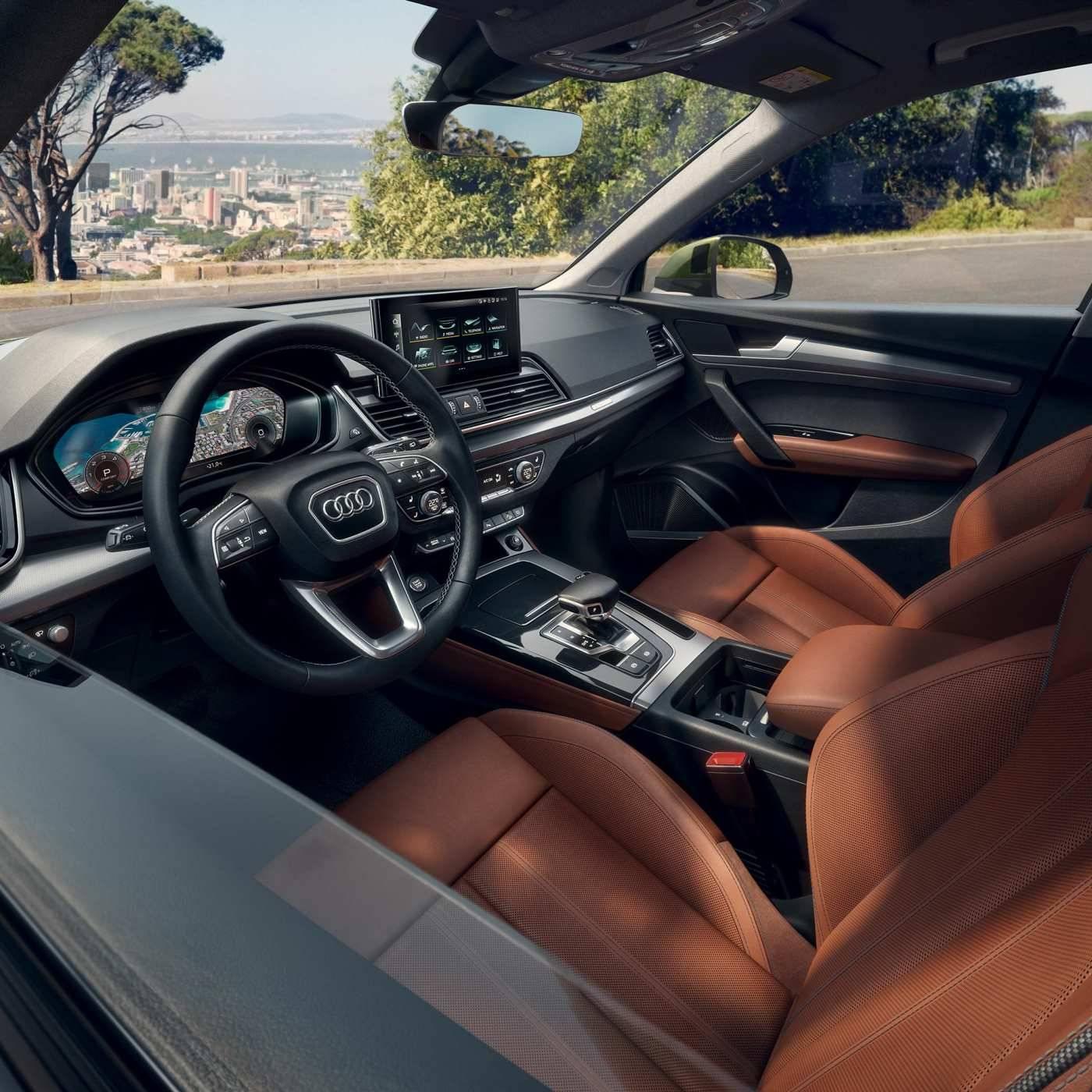 Audi Q5 2020 2021 intérieur siège conducteur