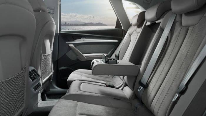 Audi Q5 sièges arrière