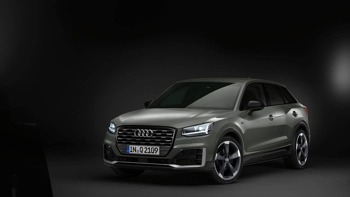 Nouvelle Audi Q2 Prix tarif neuve occasion suv 3/4