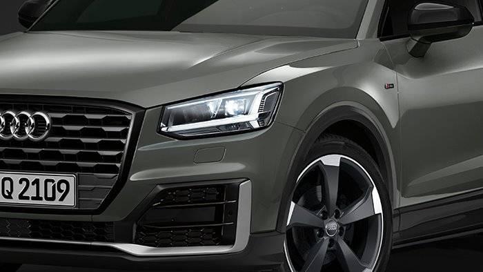 Nouvelle Audi Q2 phare