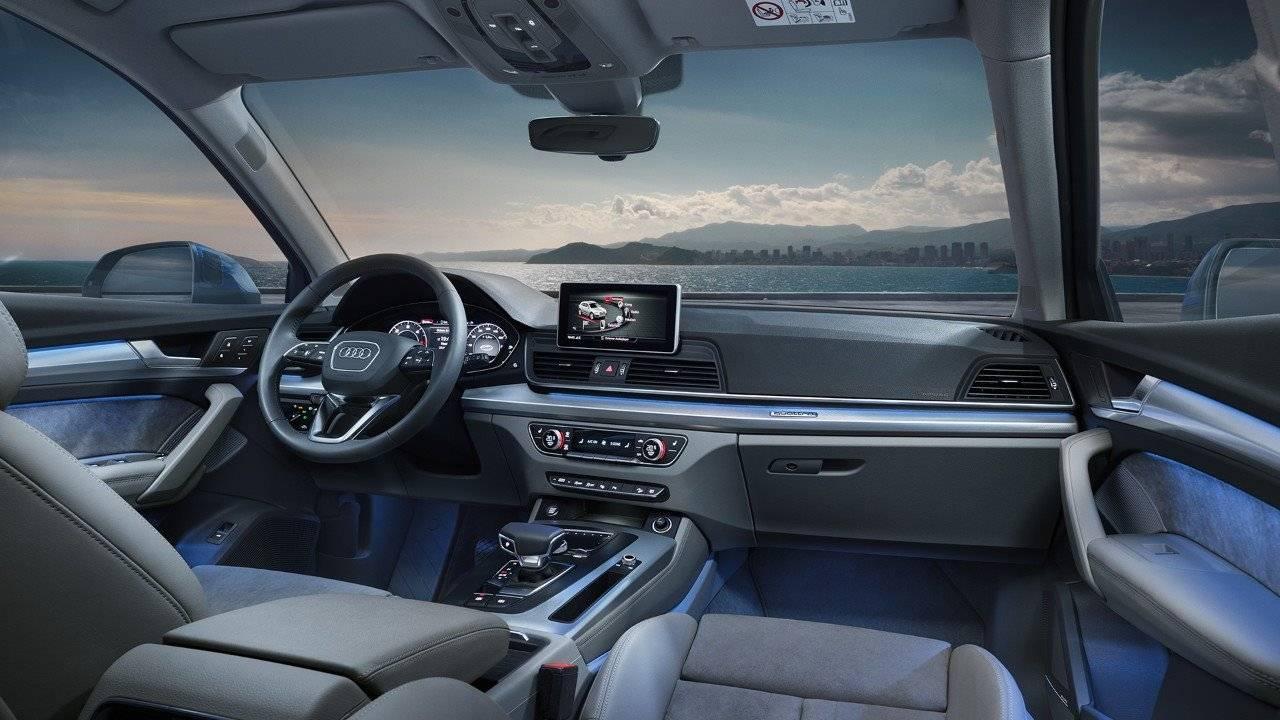 Audi Q5 2018 2019 2020 intérieur neuve occasion