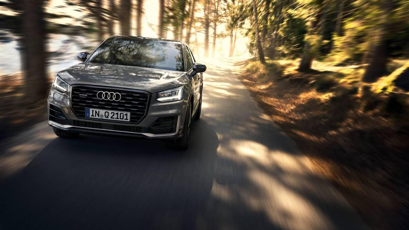 Nouvelle Audi Q2 Prix tarif neuve occasion route