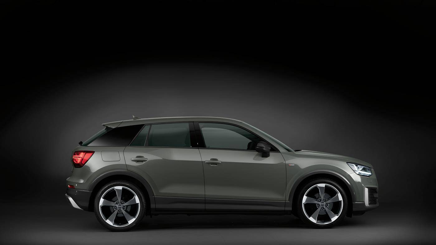 Nouvelle Audi Q2 Prix tarif neuve occasion profil