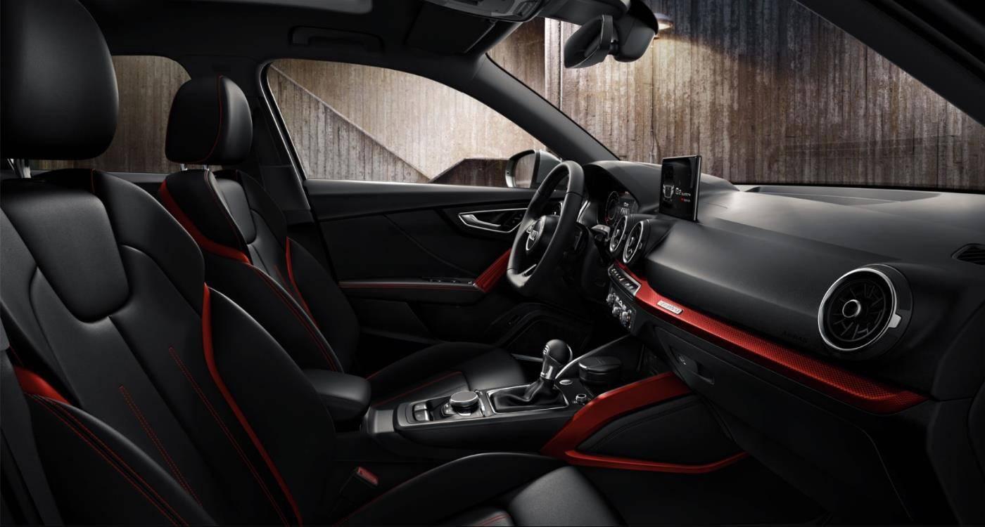 Nouvelle Audi Q2 Prix tarif neuve occasion suv