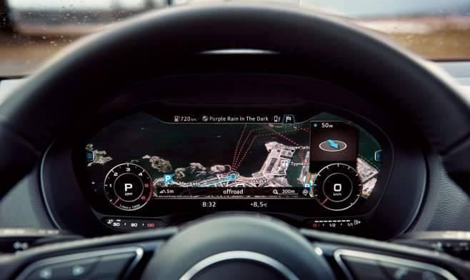 Nouvelle Audi Q2 cockpit