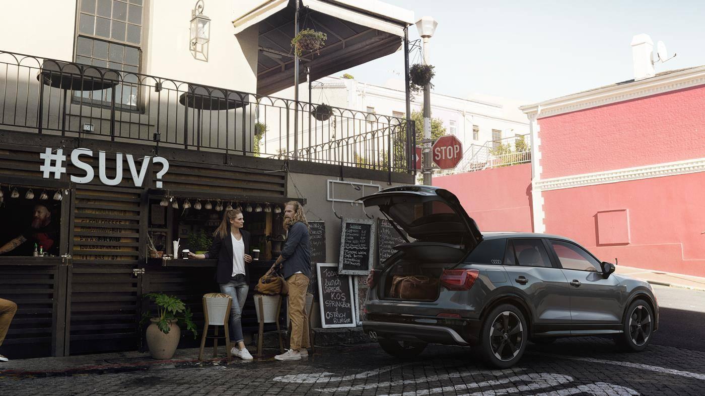 Nouvelle Audi Q2 Prix tarif neuve occasion suv ar