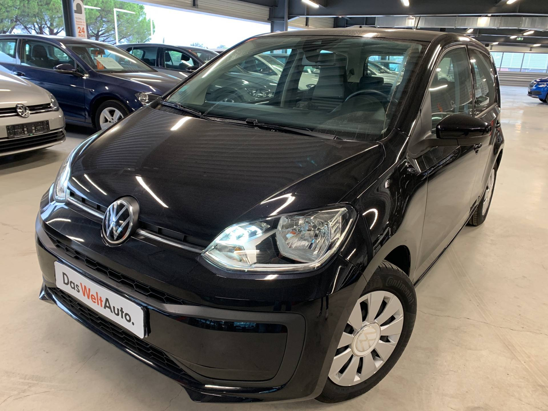 Up 1.0 60 BlueMotion Technology BVM5
