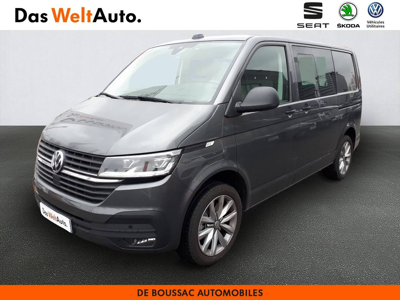 Véhicule occasion - VOLKSWAGEN UTILITAIRES - TRANSPORTER 6.1 FOURGON