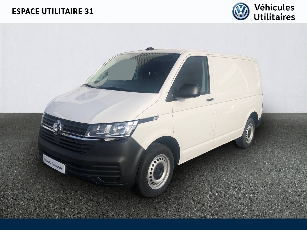 Véhicule neuf - VOLKSWAGEN UTILITAIRES - TRANSPORTER 6.1 FOURGON
