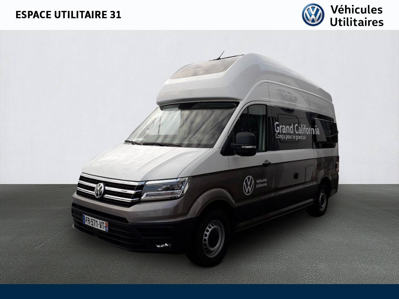 Véhicule neuf - VOLKSWAGEN UTILITAIRES - GRAND CALIFORNIA