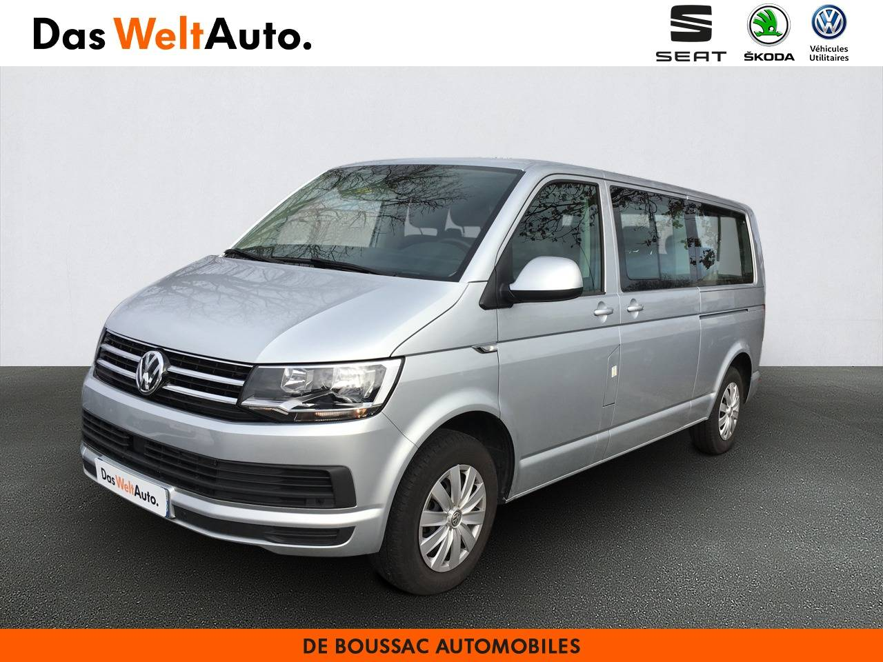 Véhicule occasion - VOLKSWAGEN UTILITAIRES - CARAVELLE