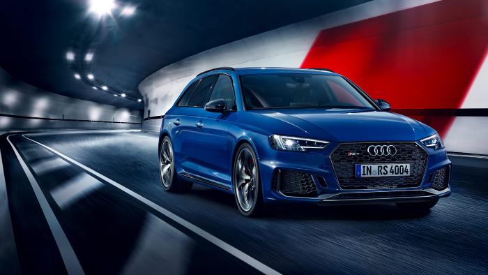 Audi RS4 Avant 2018 Face avant