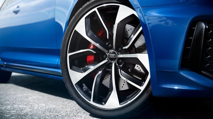 Jante Audi RS4 2018 aluminium forgé 19 pouces