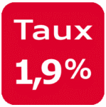 Taux de financement All Access occasion 2018