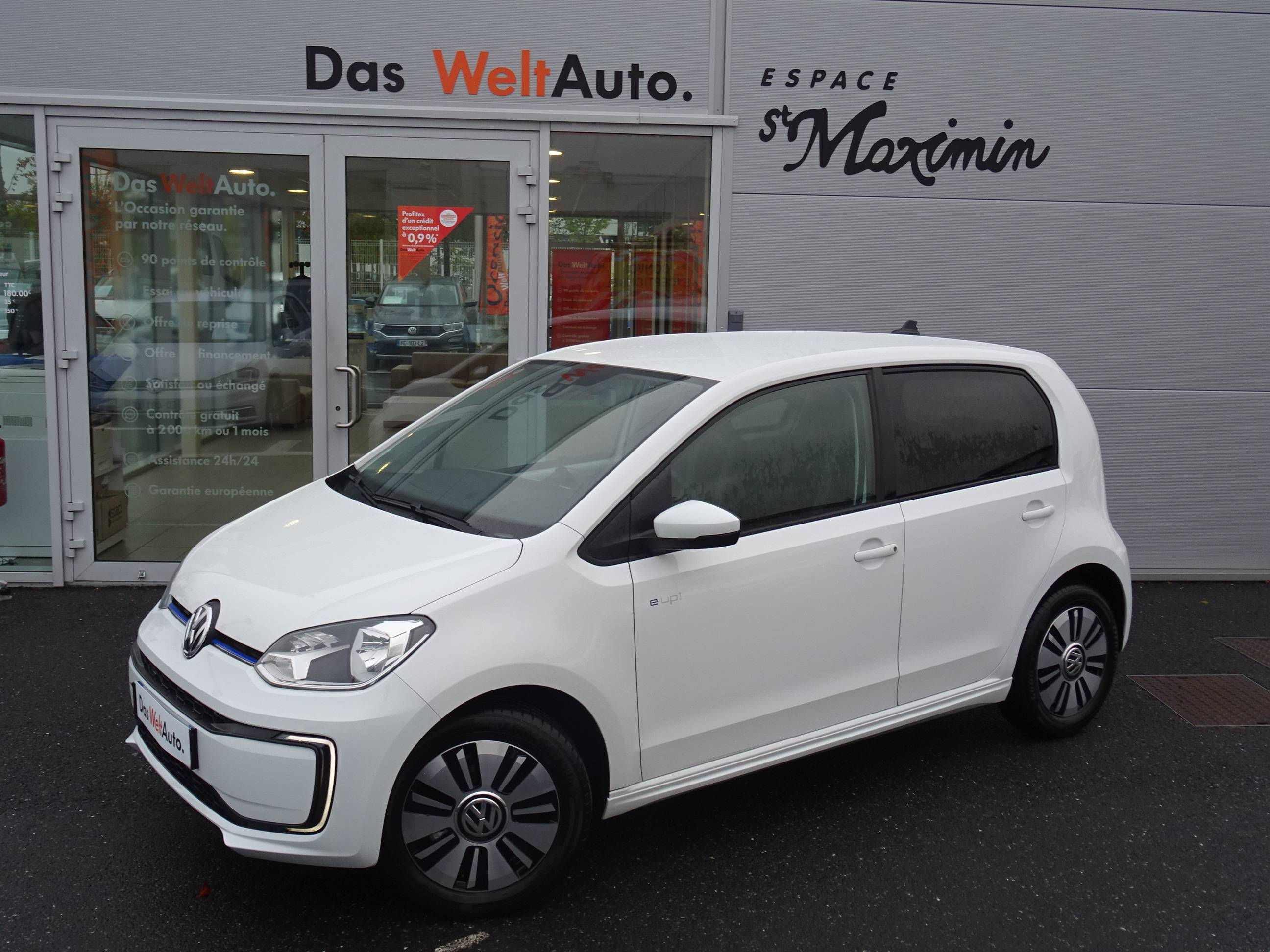 Véhicule occasion - VOLKSWAGEN - E-UP
