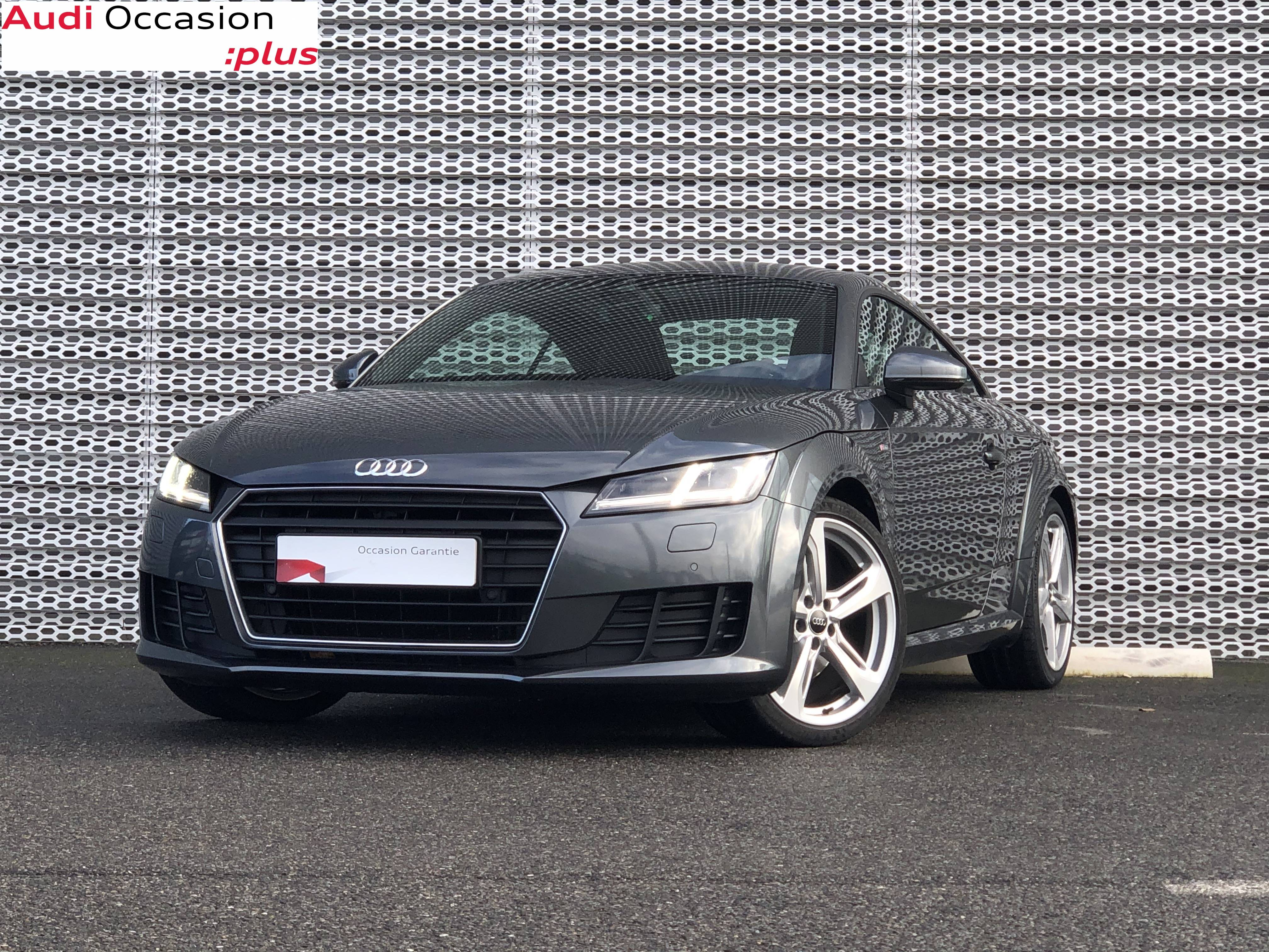 Véhicule occasion - AUDI - TT COUPE