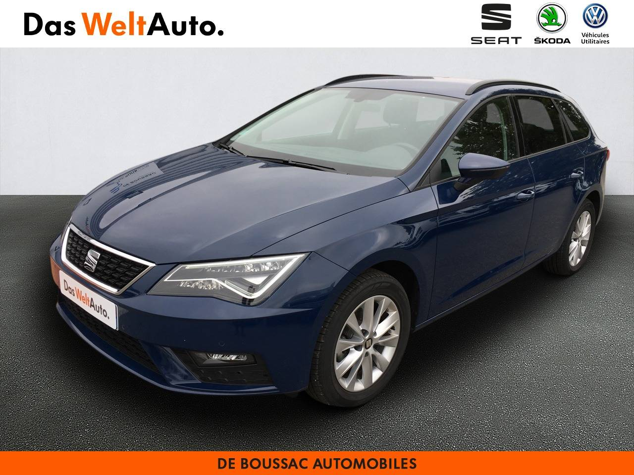Véhicule occasion - SEAT - LEON ST