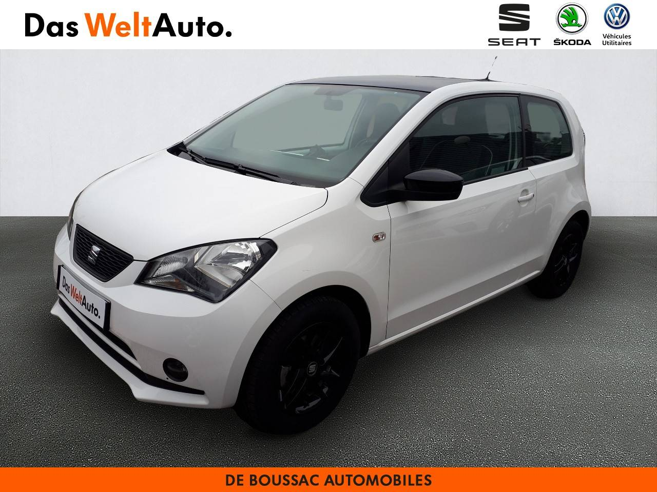 Véhicule occasion - SEAT - MII