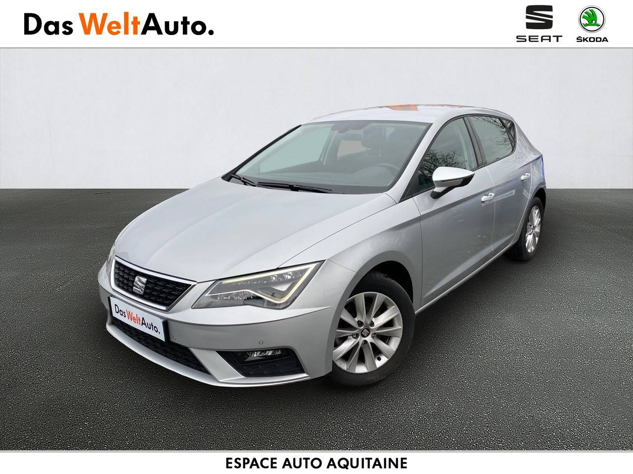 Véhicule occasion - SEAT - LEON BUSINESS