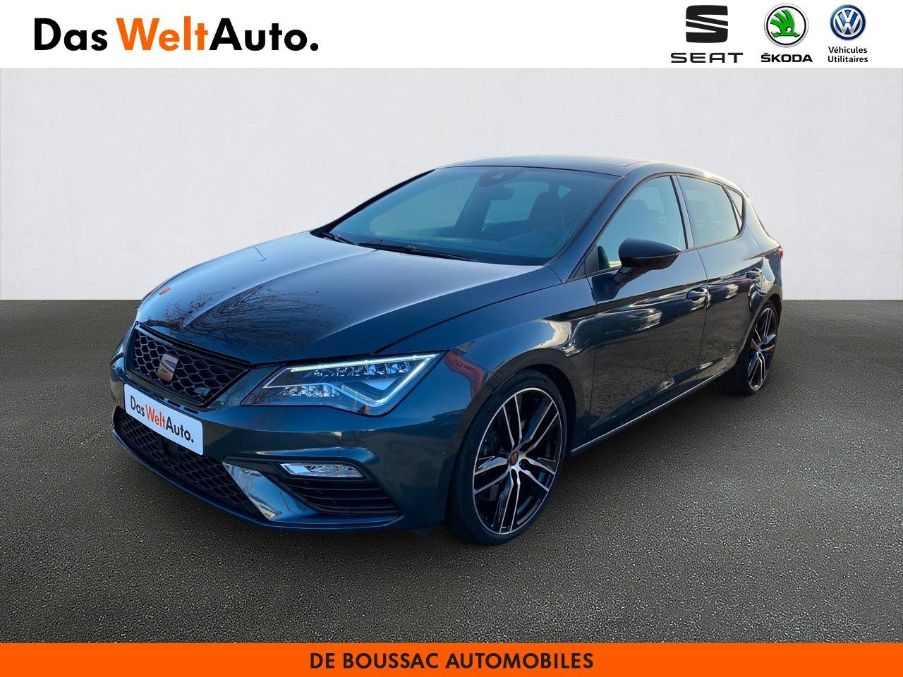 Véhicule occasion - SEAT - LEON
