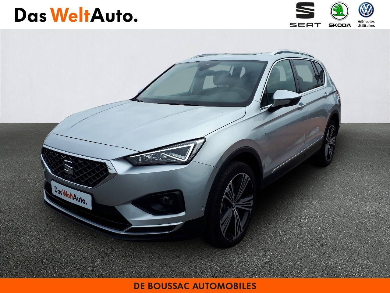 Véhicule occasion - SEAT - TARRACO